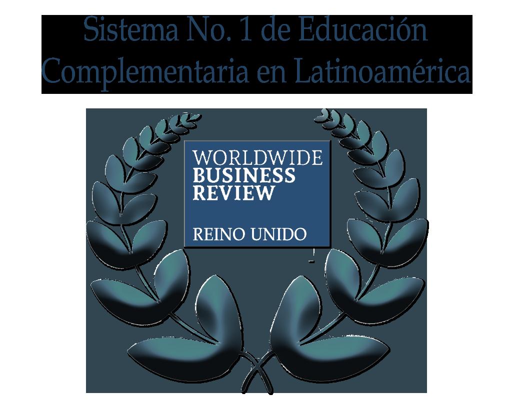 Premio ADH Sistema No 1 de Educación Complementaria en Latinoamérica