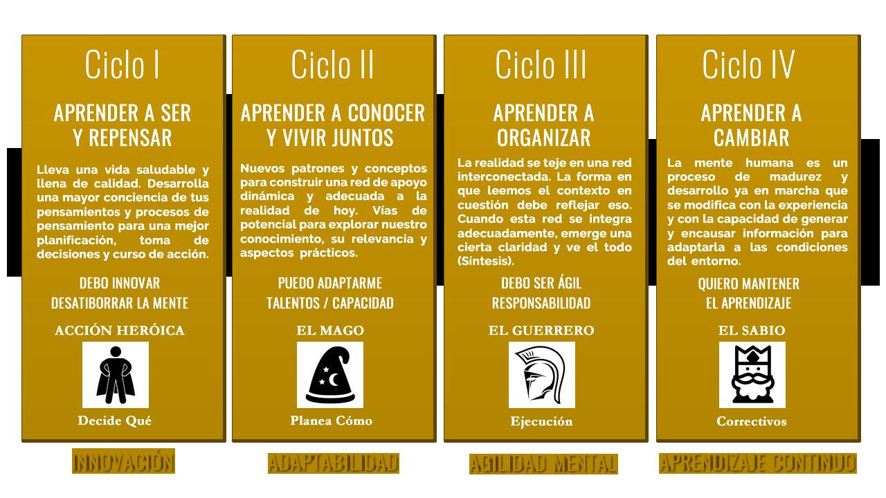 Gráfico Ciclos del Programa ADH